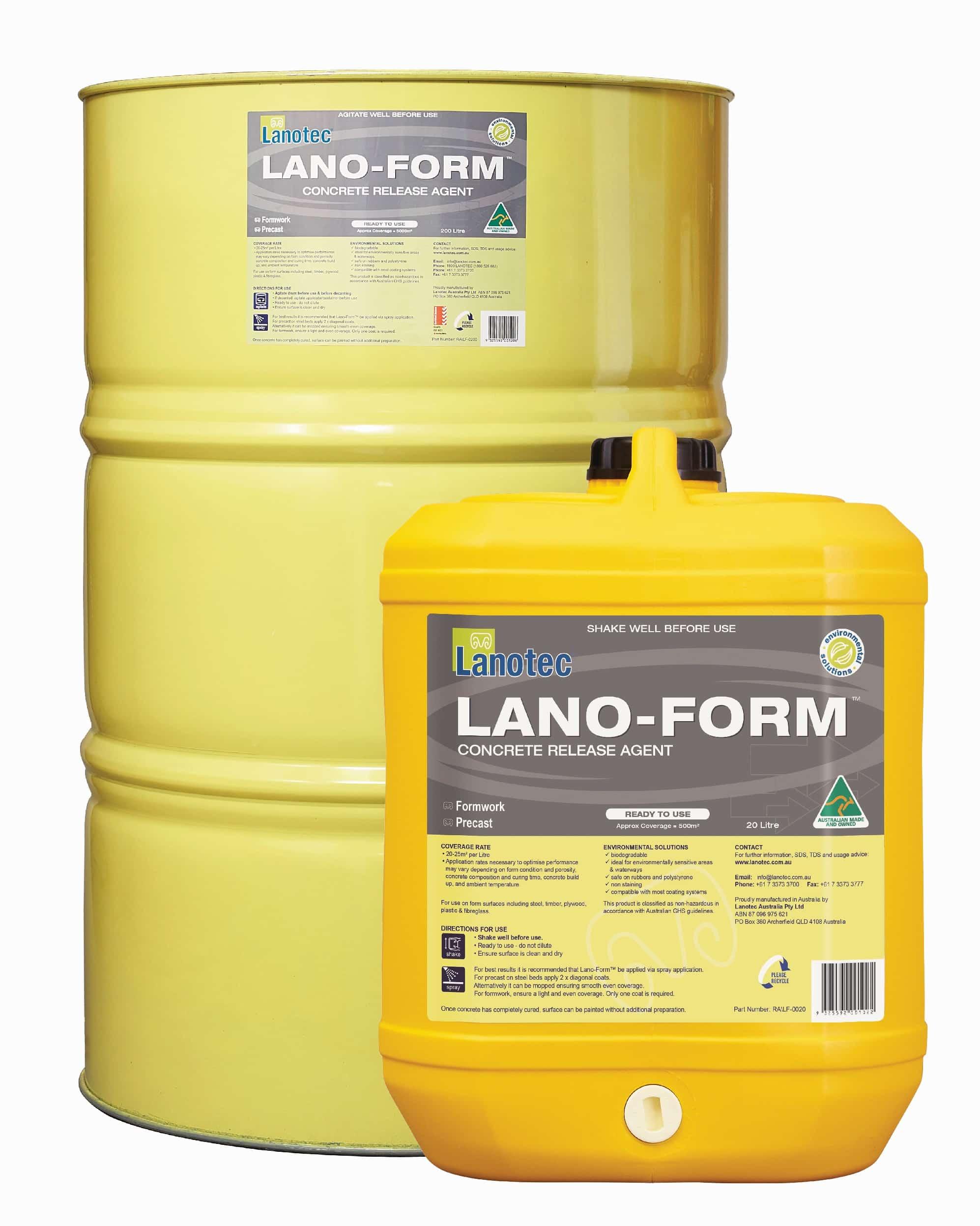 Lano-Form   Natural Liquid Lanolin   Lanotec